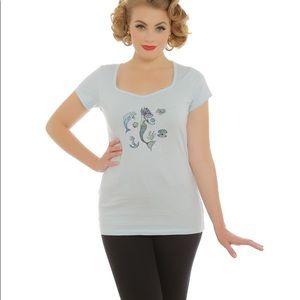Lindy Bop mermaid t shirt